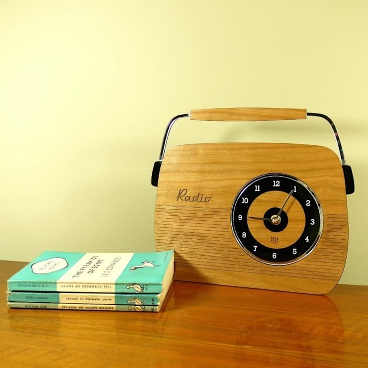Wireless Clock:  Household by Hi! TIME