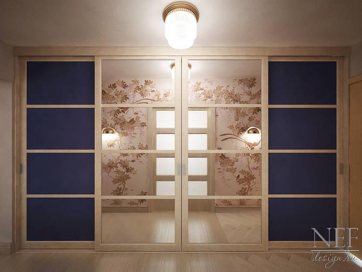 Квартира в современном стиле: Коридор и прихожая в . Автор – Юлия Паршихина,