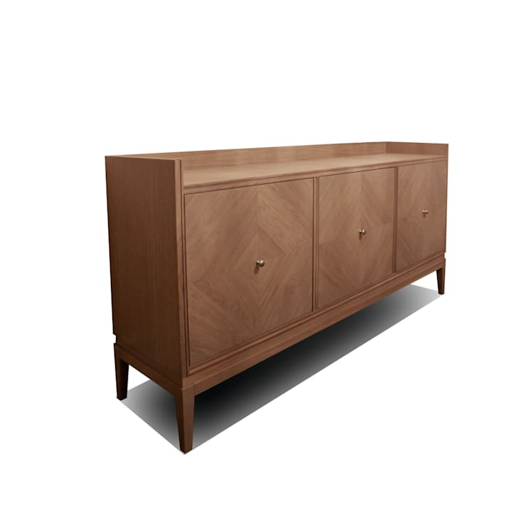 комод KONVERT: Гостиная в . Автор – ROOMA Design & Furniture