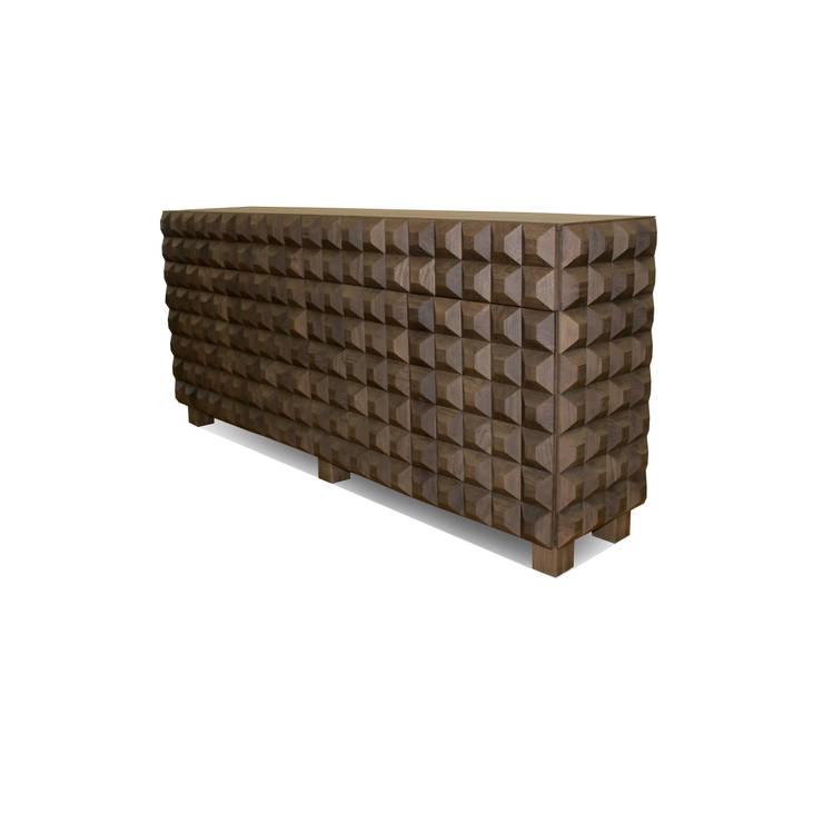 комод PIRAMIDE: Гостиная в . Автор – ROOMA Design & Furniture