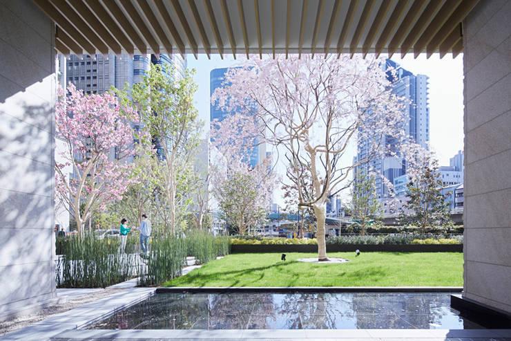 三井ガーデンホテル大阪プレミア: 株式会社 スタジオ ゲンクマガイが手掛けたホテルです。