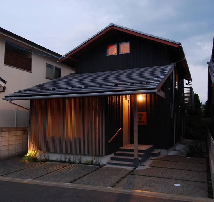 Дома в . Автор – 豊田空間デザイン室 一級建築士事務所