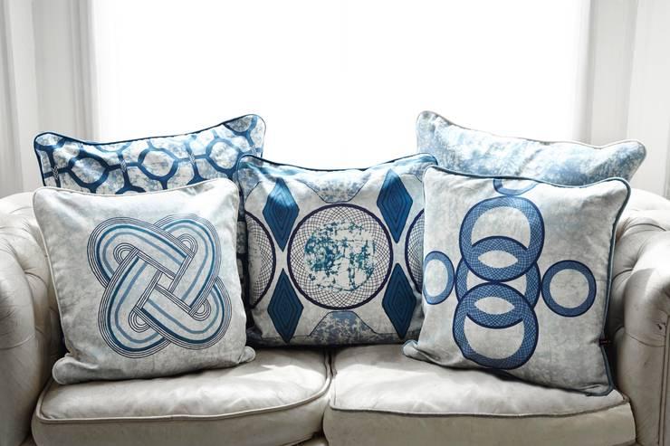 Eko Eclipse collection:  Living room by Eva Sonaike