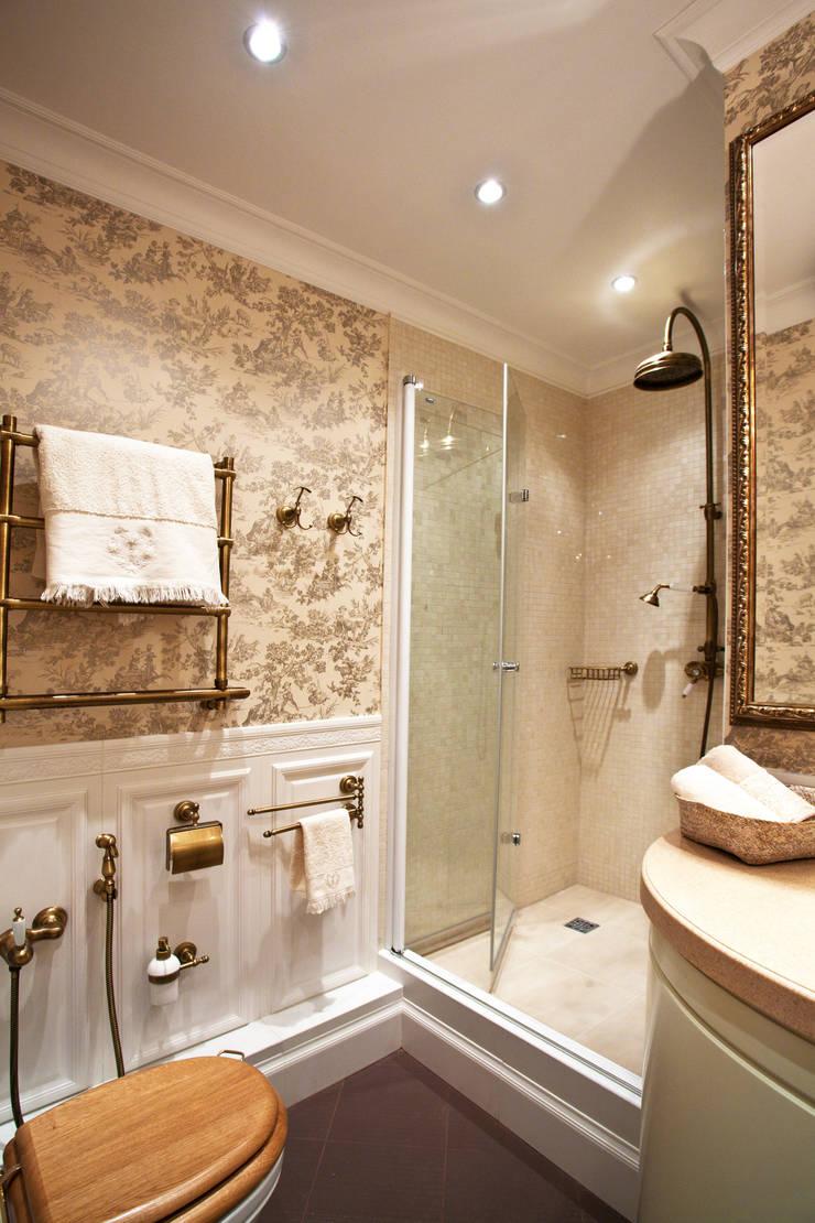 ЖК Мичурино: Ванные комнаты в . Автор – Nataly Komova,