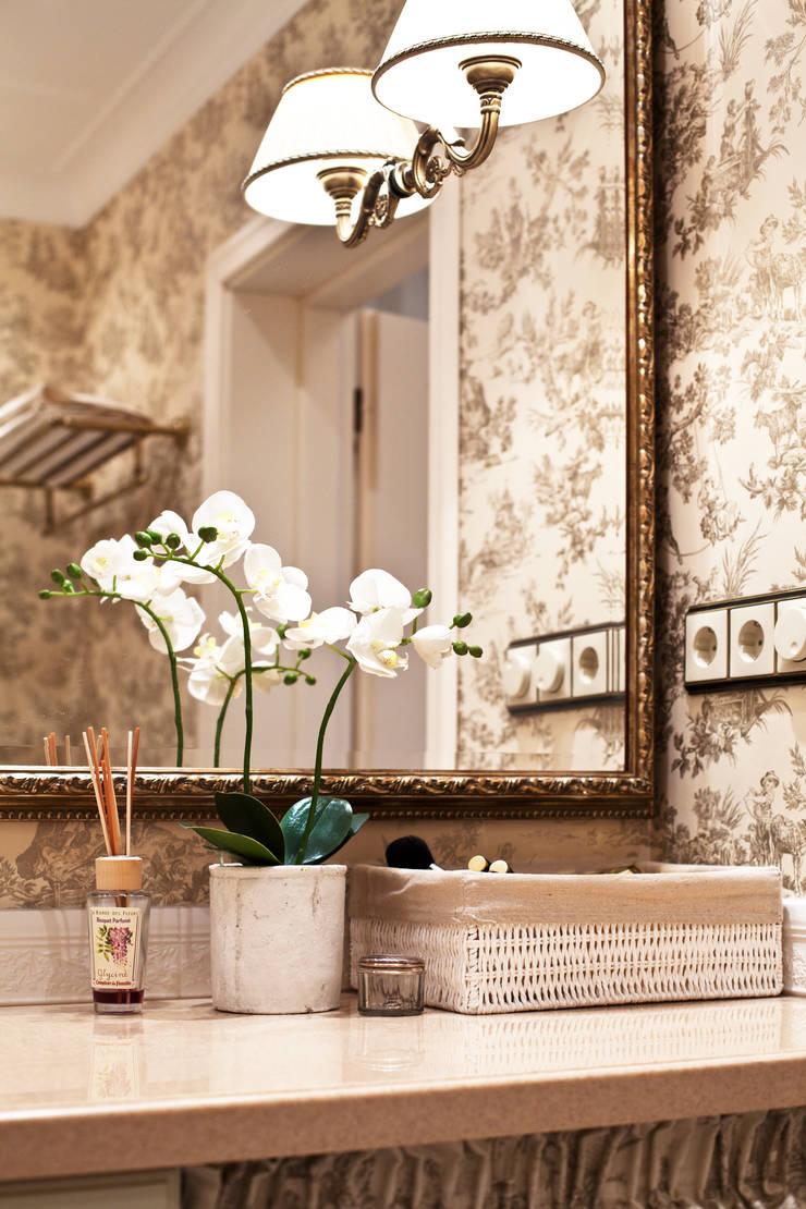 ЖК Мичурино: Ванная комната в . Автор – Nataly Komova,