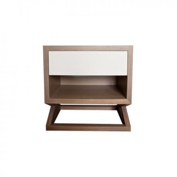 Тумба ZIG ZAG: Спальная комната  в . Автор – ROOMA Design & Furniture