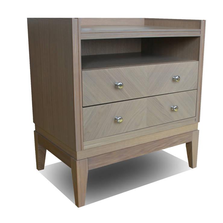 Тумба KONVERT: Спальная комната  в . Автор – ROOMA Design & Furniture