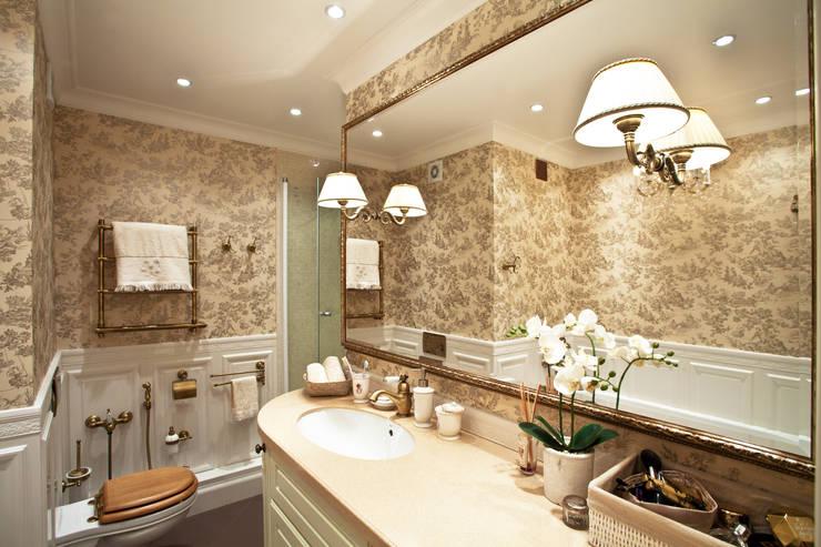 ЖК Мичурино: Ванные комнаты в . Автор – Nataly Komova