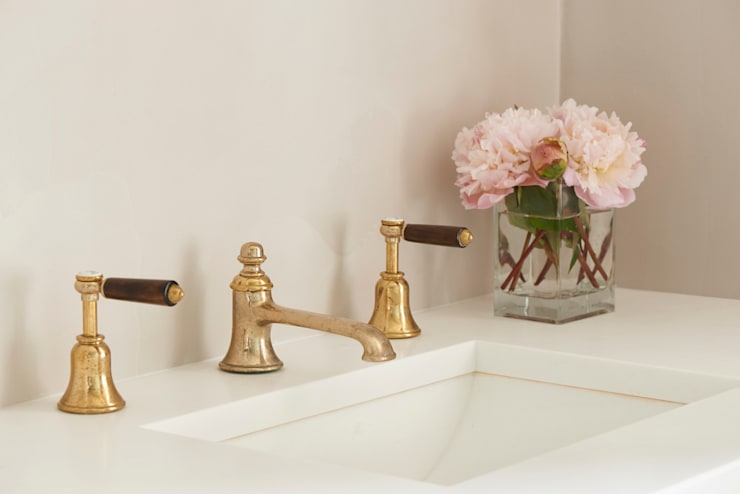 Drummond's Case Study: London Townhouse, Notting Hill: eclectic Bathroom by Drummonds Bathrooms