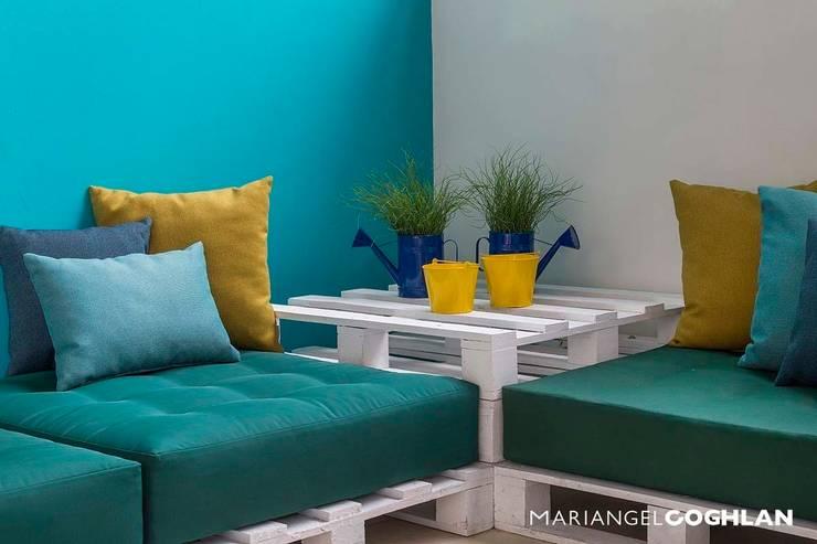 Azul turquesa una gu a para decorar y refrescar tus espacios - Colores que combinan con el granate en paredes ...
