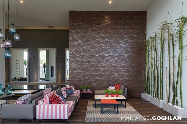 Hares Select: Salas de estilo  por MARIANGEL COGHLAN