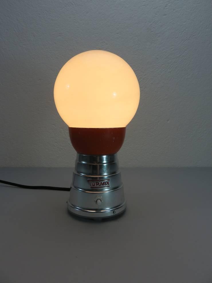Lámpara molinillo café Turmix: Hogar de estilo  de Foo El perro azul