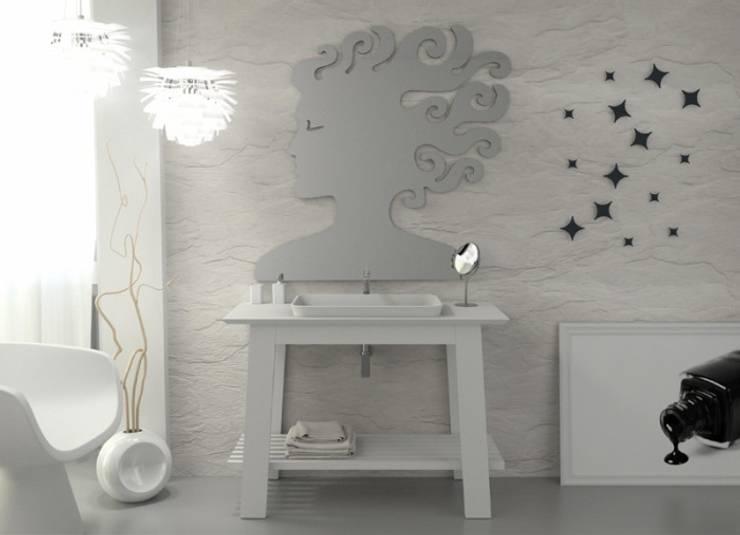 Baños de estilo  de krayms A&D - Fa&Fra