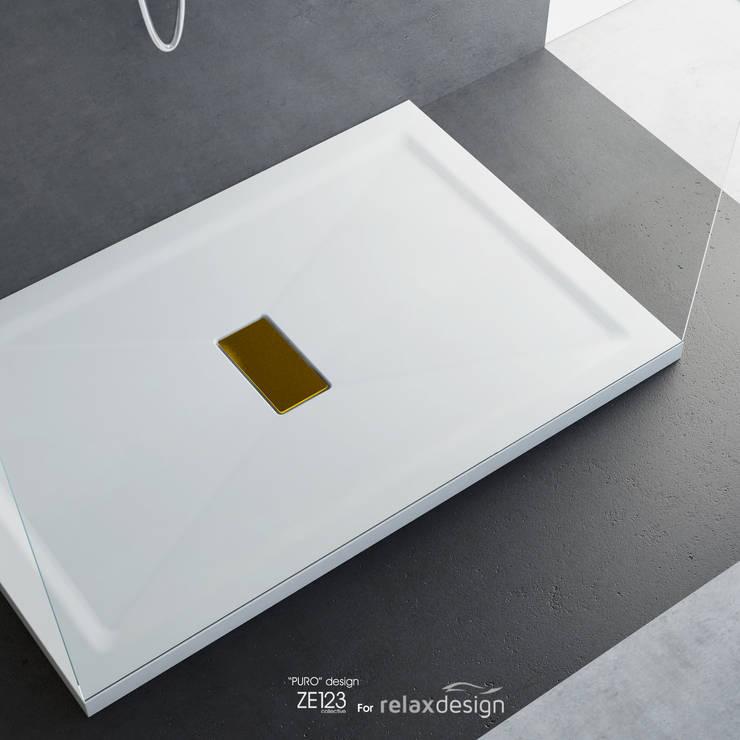 Baños de estilo  por ZETAE Studio
