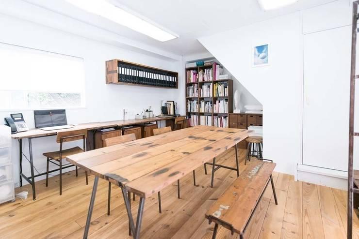 design office 原宿 : gleamが手掛けた商業空間です。