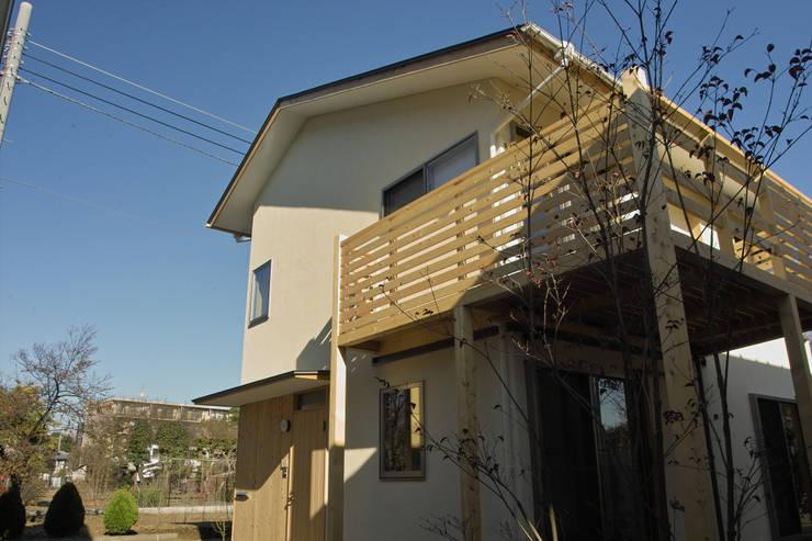 外観1: 「有」ひなたの場所 建築設計事務所が手掛けた家です。