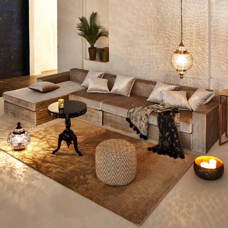 Variabel in jeglicher Form:  Wohnzimmer von Mirabeau Versand GmbH