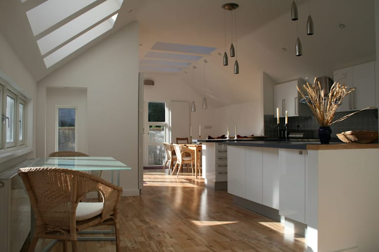 Bakerswell House:  Dining room by Core Associates