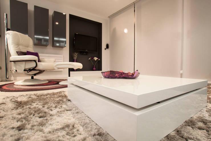 Como decorar mi casa para ganar luz: Comedores de estilo  de Estatiba construcción, decoración y reformas en  Ibiza y Valencia, Moderno