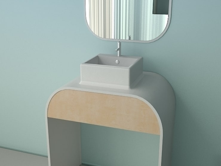 Aqua Mood Mobili Bagno.Mobile Bagno Moderno A Ciascuno Il Suo
