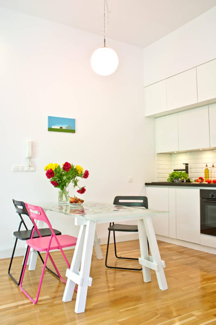 42 m,Stare miasto, Krk: styl , w kategorii Kuchnia zaprojektowany przez dziurdziaprojekt,Nowoczesny