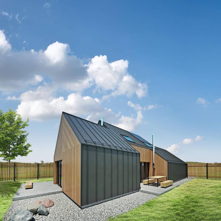 DOM WIEJSKI: styl , w kategorii Domy zaprojektowany przez 90 stopni