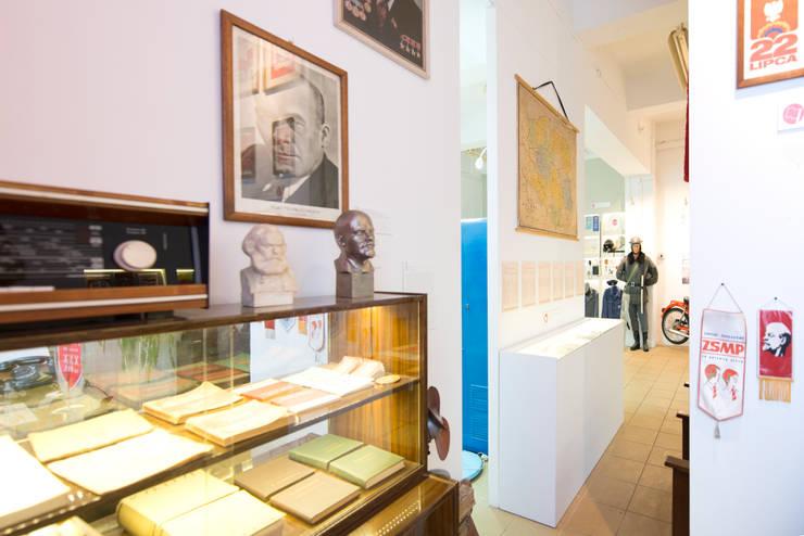 Museums by dziurdziaprojekt