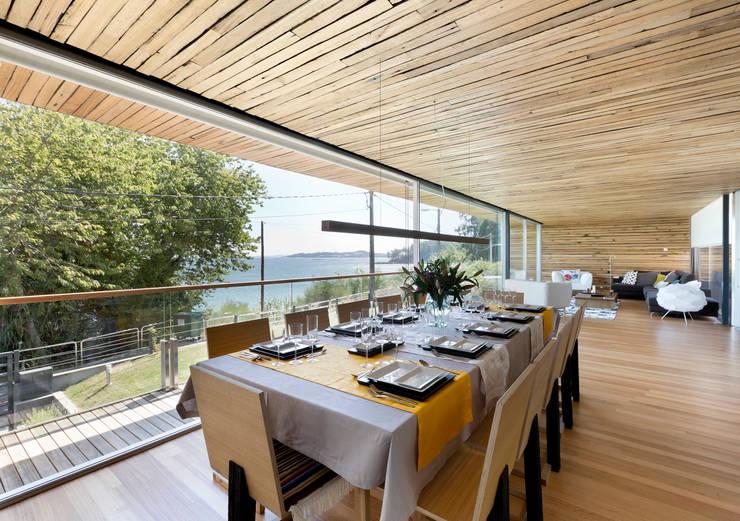Comedores de estilo  por Your Architect London