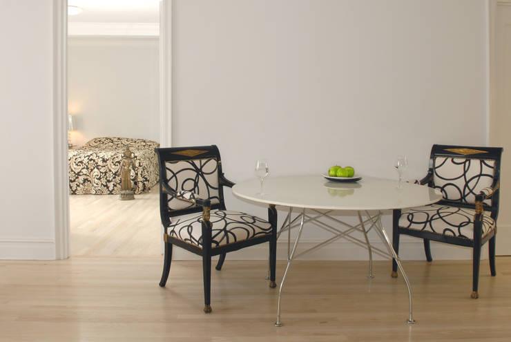Dining room by dziurdziaprojekt