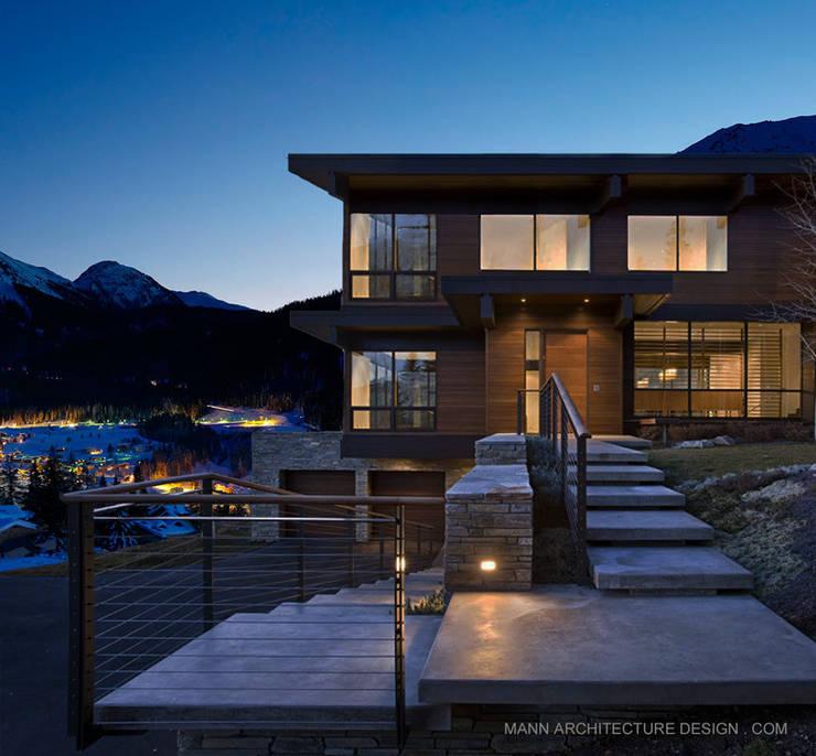 Houses by Finnscania Blockhausfabrik