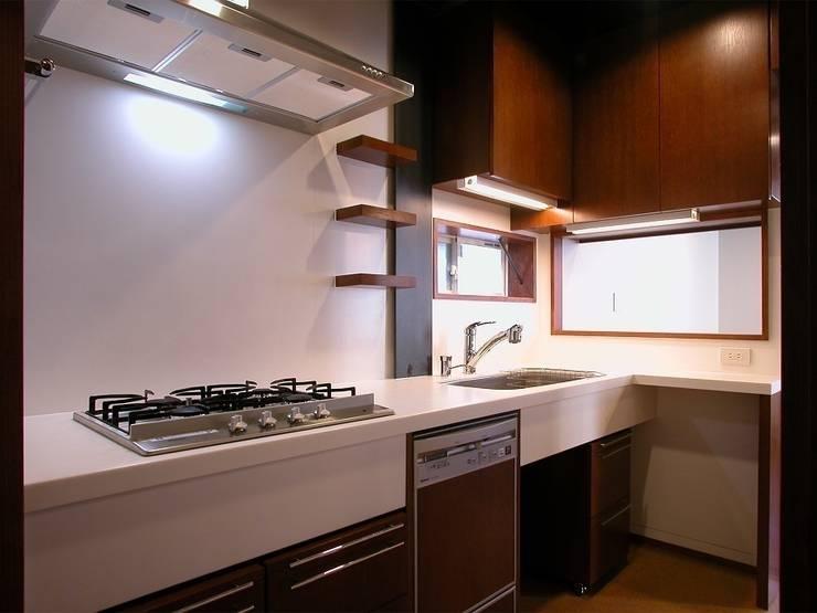 キッチン: 株式会社エキップが手掛けたキッチンです。