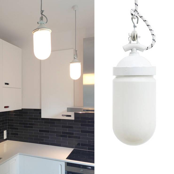 lampa wisząca loft Zangra 050: styl , w kategorii Kuchnia zaprojektowany przez Intterno,