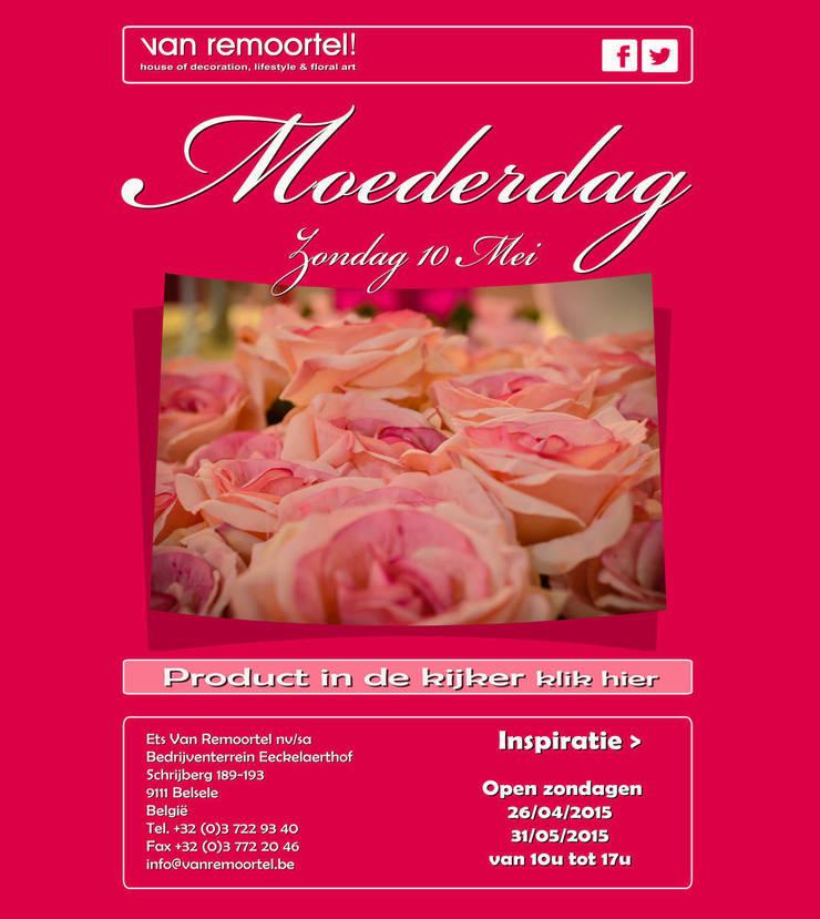 Moederdag Zondag 10 Mei:   door Groothandel in decoratie en lifestyle artikelen, Landelijk