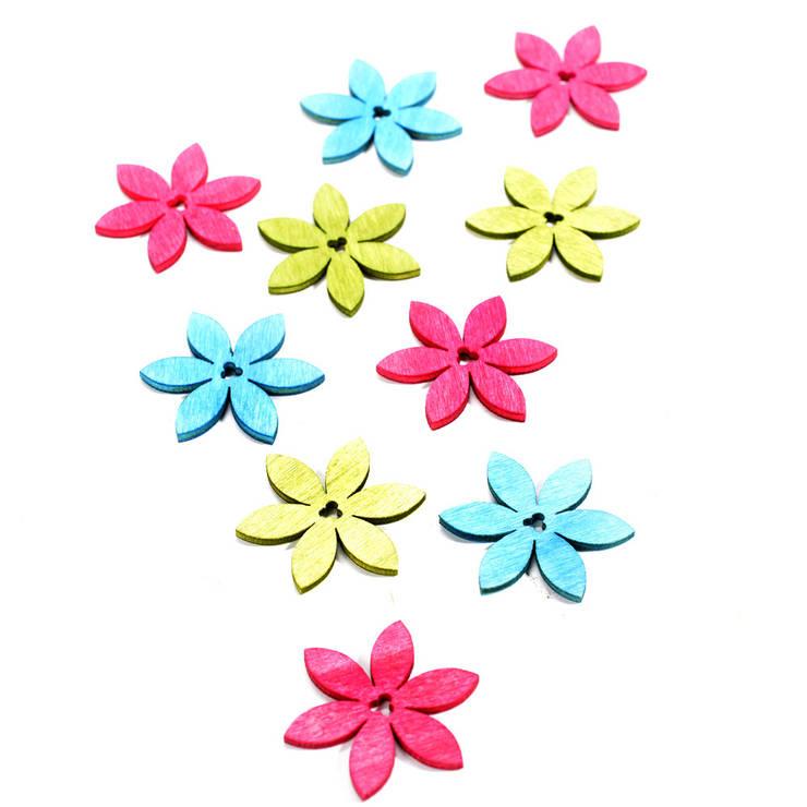 Blossom deco   Multi:  Woonkamer door Groothandel in decoratie en lifestyle artikelen