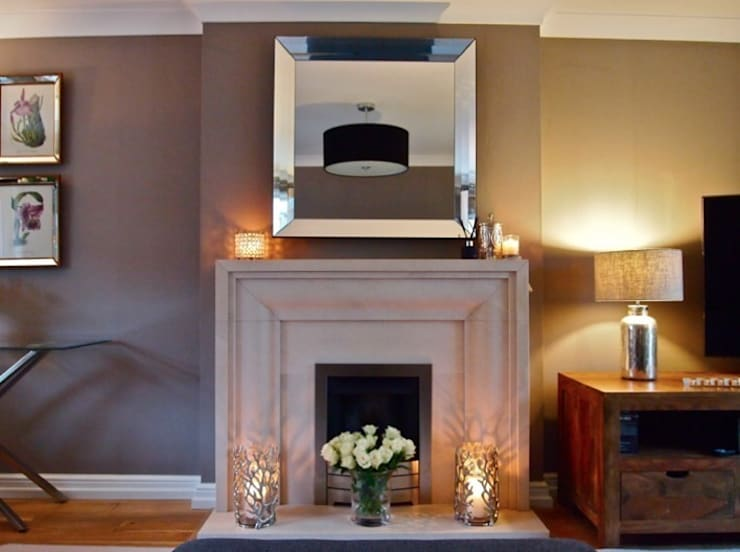 """The fireplace, after: {:asian=>""""asian"""", :classic=>""""classic"""", :colonial=>""""colonial"""", :country=>""""country"""", :eclectic=>""""eclectic"""", :industrial=>""""industrial"""", :mediterranean=>""""mediterranean"""", :minimalist=>""""minimalist"""", :modern=>""""modern"""", :rustic=>""""rustic"""", :scandinavian=>""""scandinavian"""", :tropical=>""""tropical""""}  by Sarah Gordon Home,"""