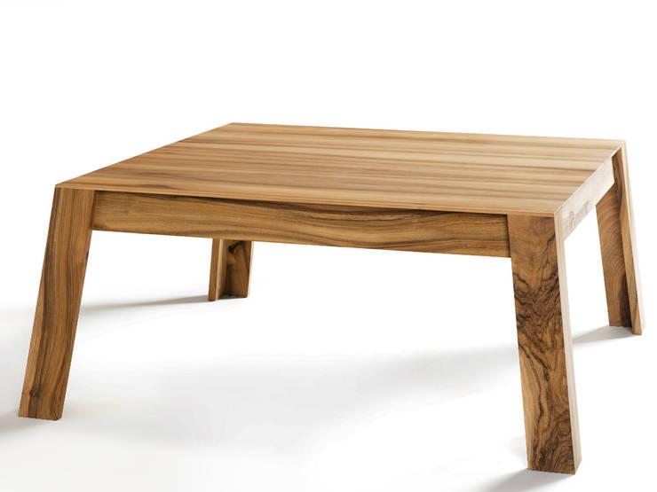 Table Basse Design En Bois 100 Made In France Von Atelier Hugo