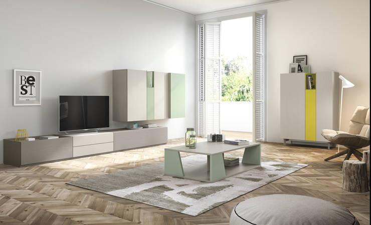 Muebles de Diseño: Comedor de estilo  de AZD Diseño Interior