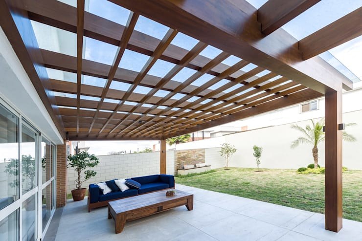 Terrace by Plena Madeiras Nobres