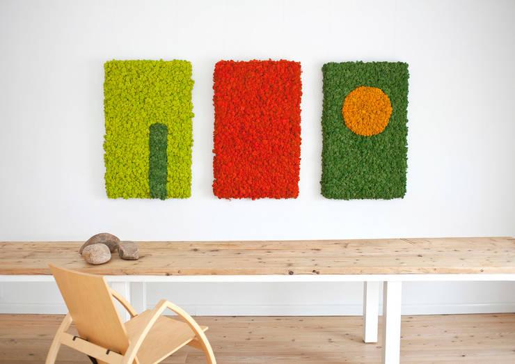moss design: styl , w kategorii Salon zaprojektowany przez rstudio