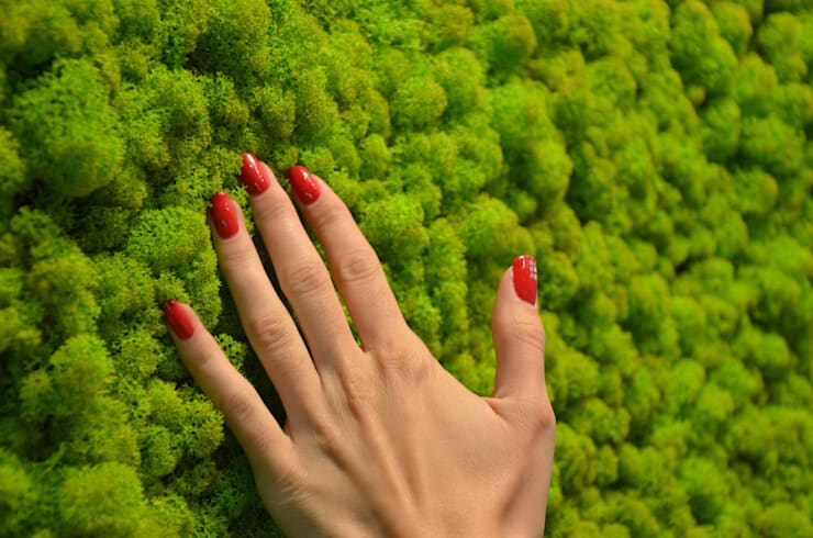 moss design: styl , w kategorii Łazienka zaprojektowany przez rstudio
