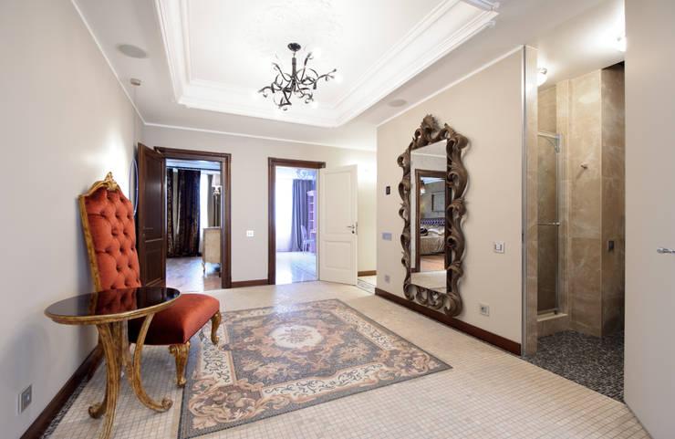 Квартира на Каменоостровском: Коридор и прихожая в . Автор – GEDUEV ARCH BUREAU