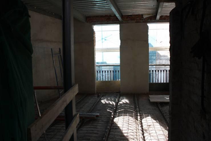 dormitorio antes:  de estilo  de ECM Interiorismo