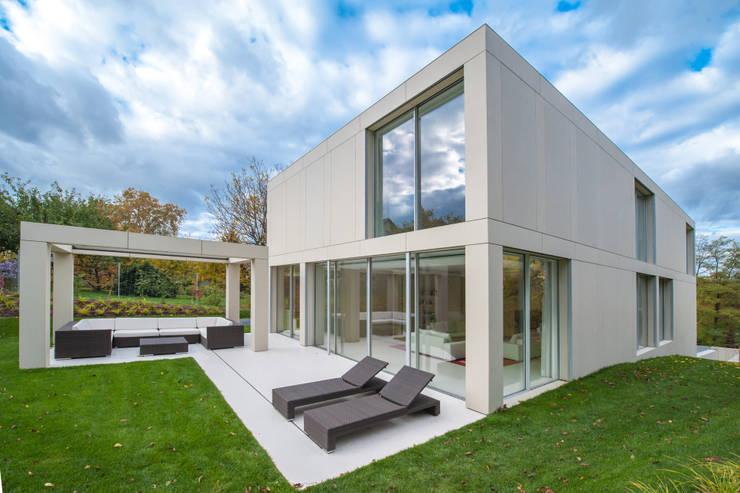 EINFAMILIENHAUS KLOSTERNEUBURG | AUT:  Villa von Moser Architects