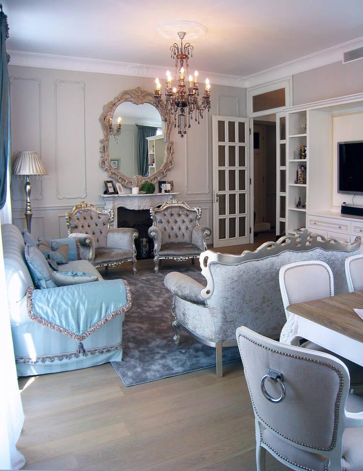 Theme of provence interior design of the apartment on for Siti di interior design