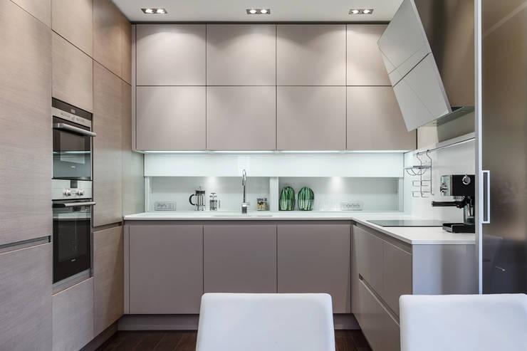 Кухни в . Автор – NG-STUDIO Interior Design,