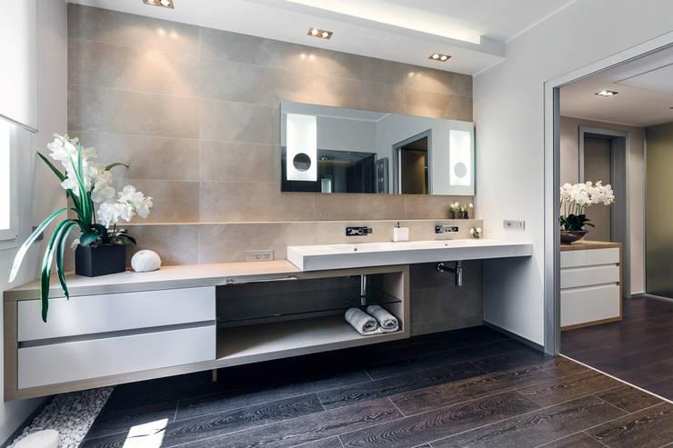 Bathroom by NG-STUDIO Interior Design
