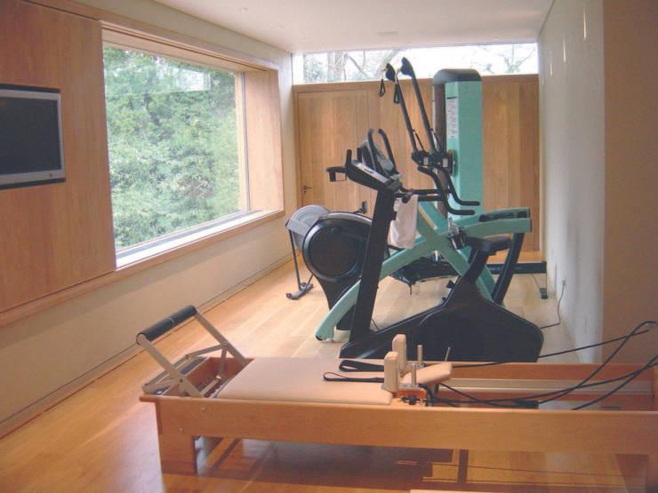 Home Gym:  Gym by Raw Corporate Health, Modern