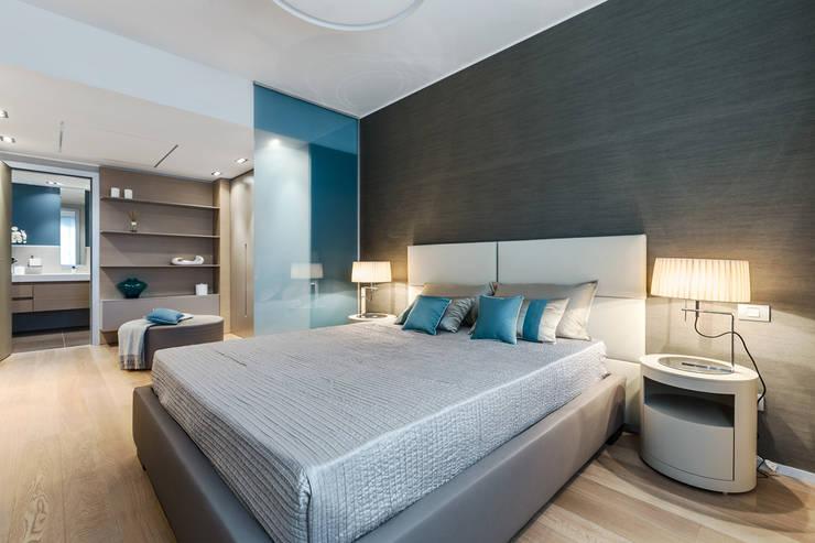 Habitaciones de estilo  por NG-STUDIO Interior Design