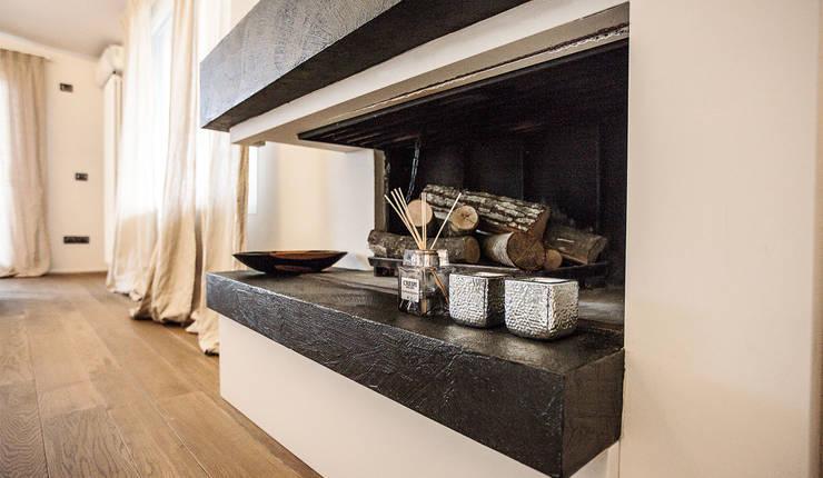 Living room by cristina zanni designer