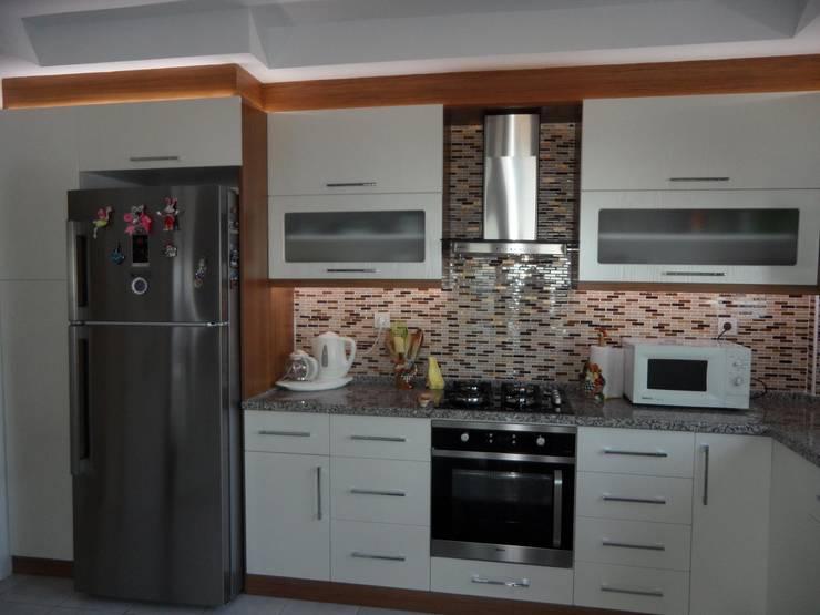 Akdeniz Dekorasyon – Mutfak Uygulamalarımız:  tarz Mutfak
